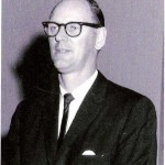 Rev. Arthur Stratemeyer: Served 1967 - 1980