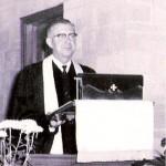 Rev. Christian Rohlfing: Served 1963 - 1966