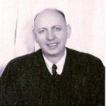 Rev. Fredrick Ringe: Served 1943 - 1950